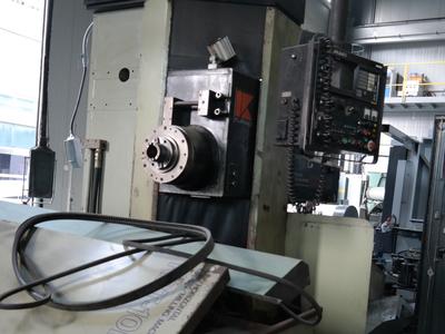 日本二手机床/仓敷/卧式加工中心/ KBT-10DX/1990年